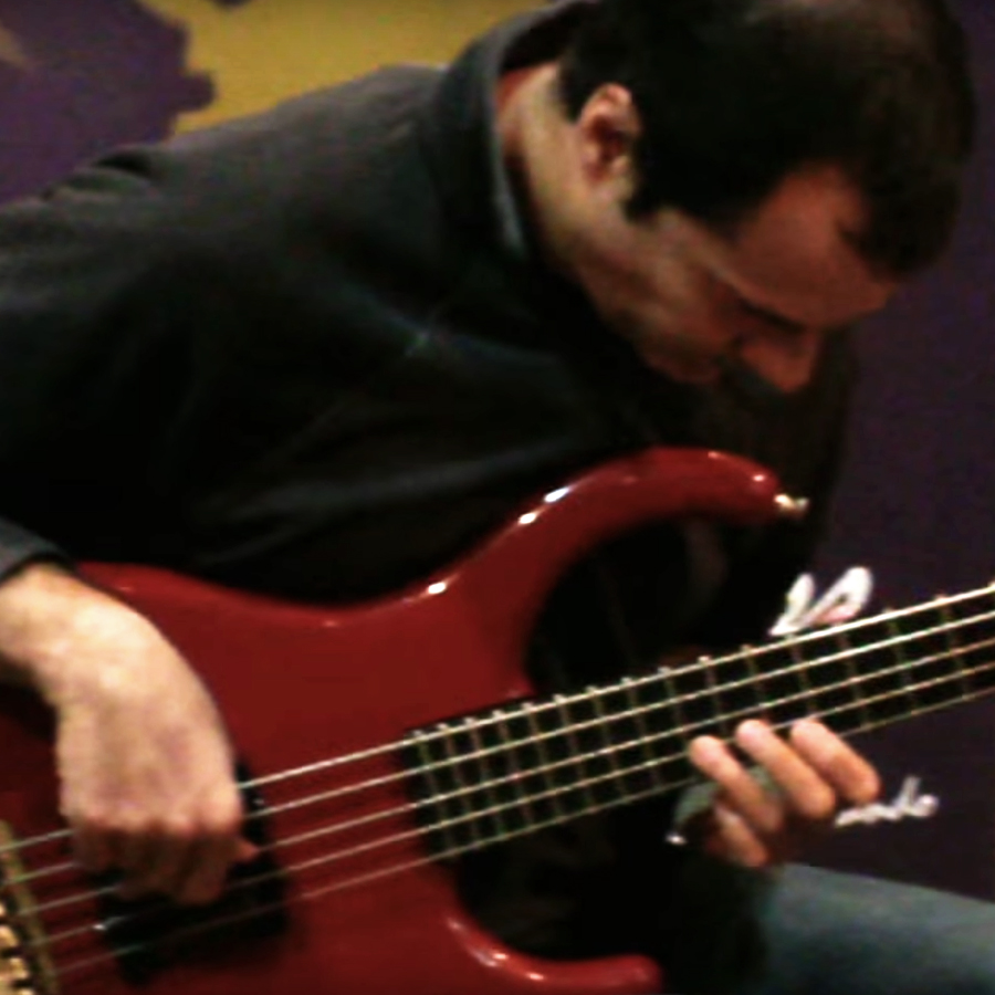 Bass Clinic, Rock & Folk – Caracas, Aug. 2015
